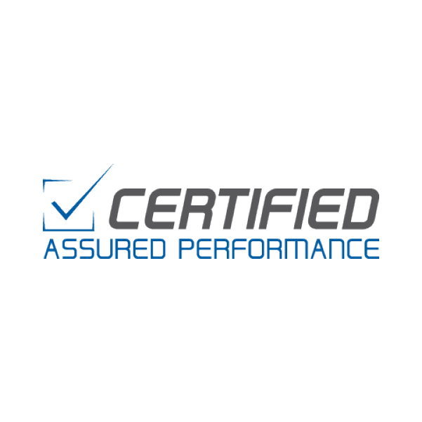 Assured Performance Certified