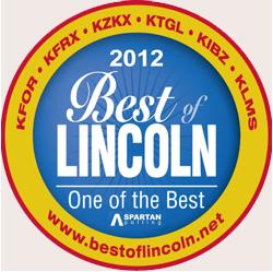 Best of Lincoln 2012 logo