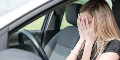 After the crash Driving Tips