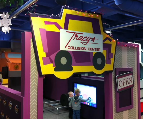 Tracy's Collision Center Lincoln Childrens Museum 2