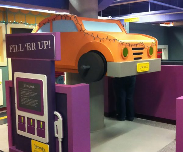 Tracy's Collision Center Lincoln Childrens Museum 3