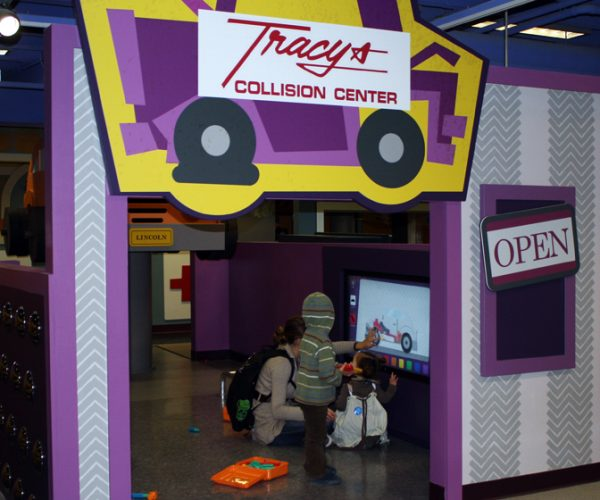 Tracy's Collision Center Lincoln Childrens Museum 5