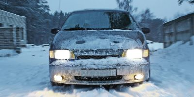 Winter Vehicle Care Driving Tips